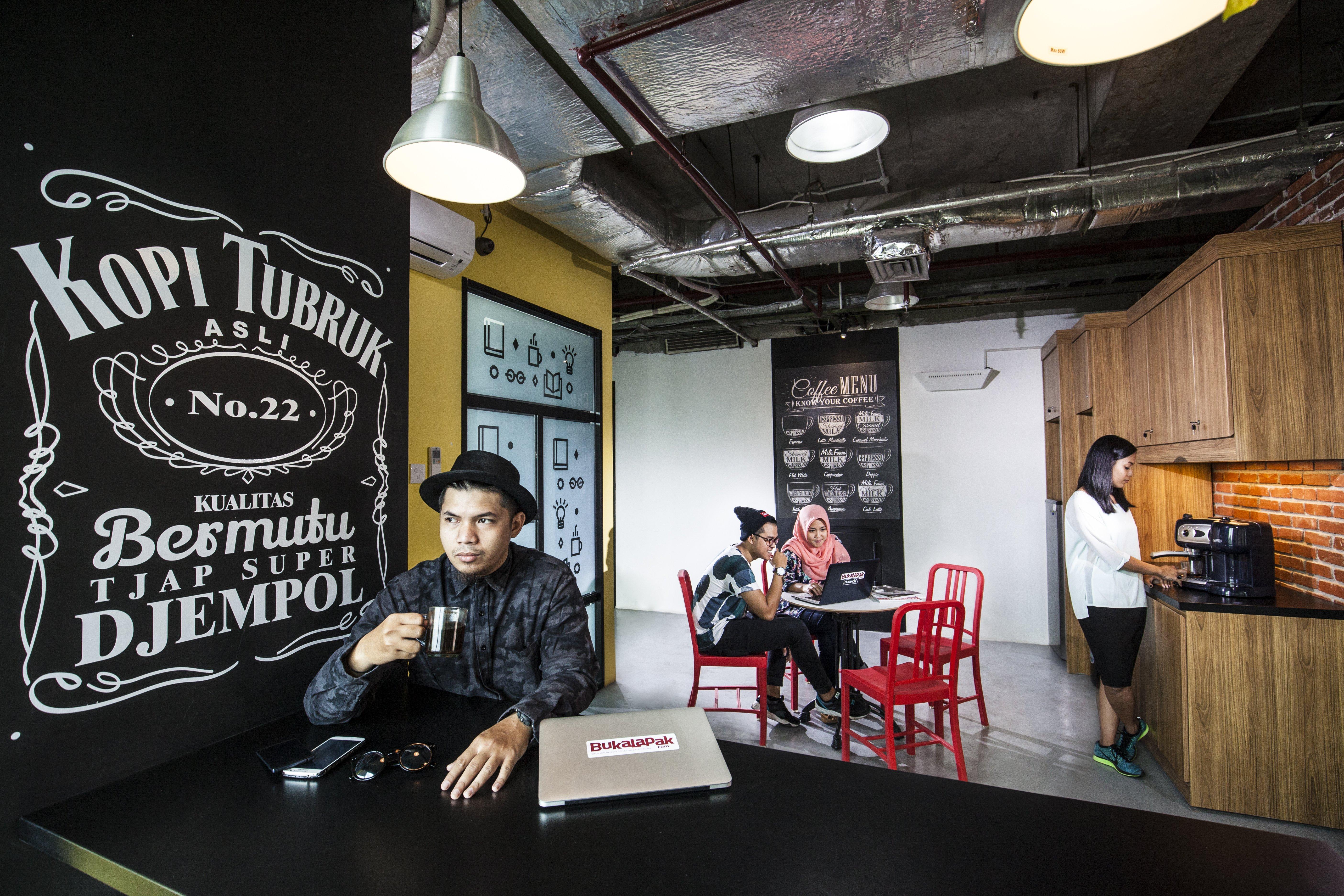 Kedai yang cozy bisa meningkatkan mood
