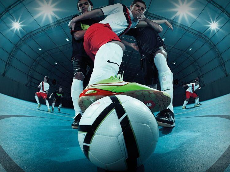 Futsal itu termasuk agenda rutin!