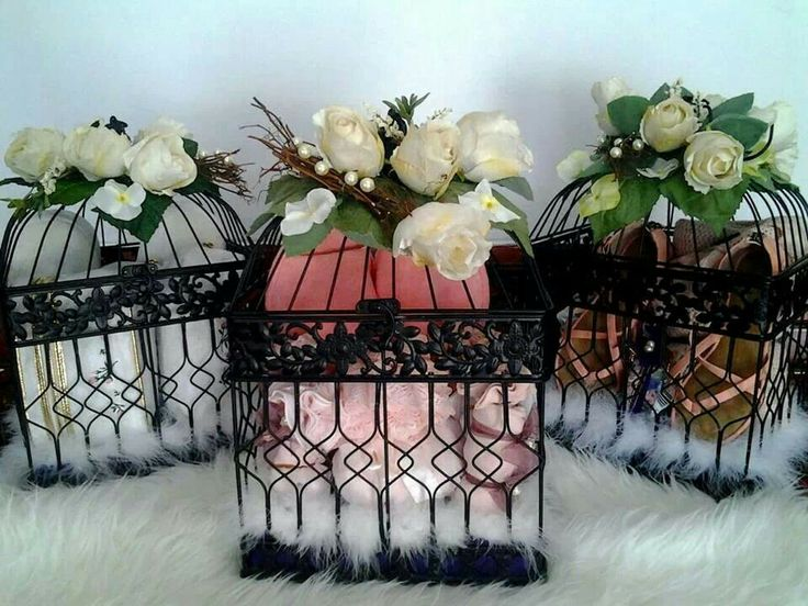 make your gift special with this bird nest