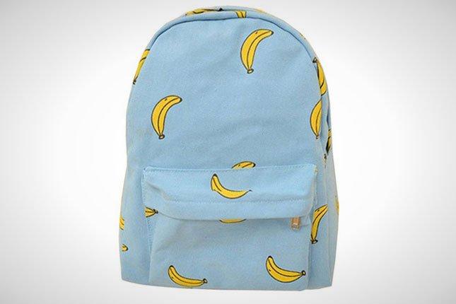 Ransel rasa pisang