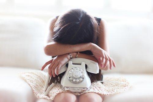 Pengen telepon, tapi nyak punya pulsa :(
