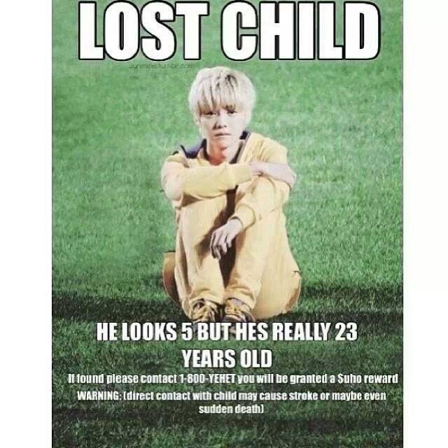 Tolong temukan anak saya.