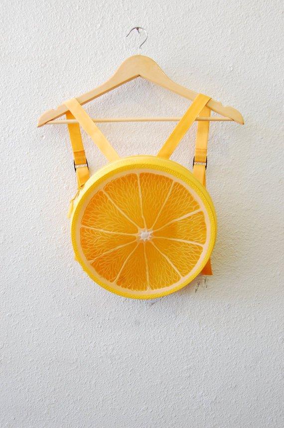 Jeruk kok pake jeruk.