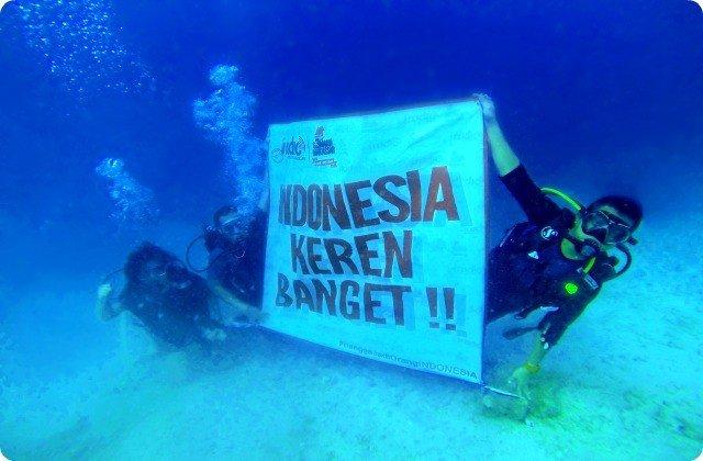Untuk Anda Pecinta Bawah Laut 5 Wisata Alam Untuk