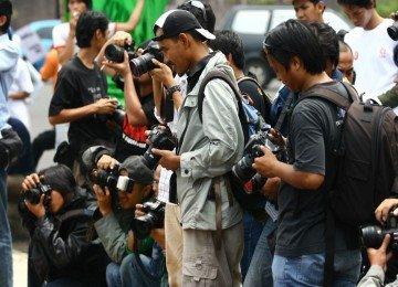 Kesempatan kamu jadi wartawan