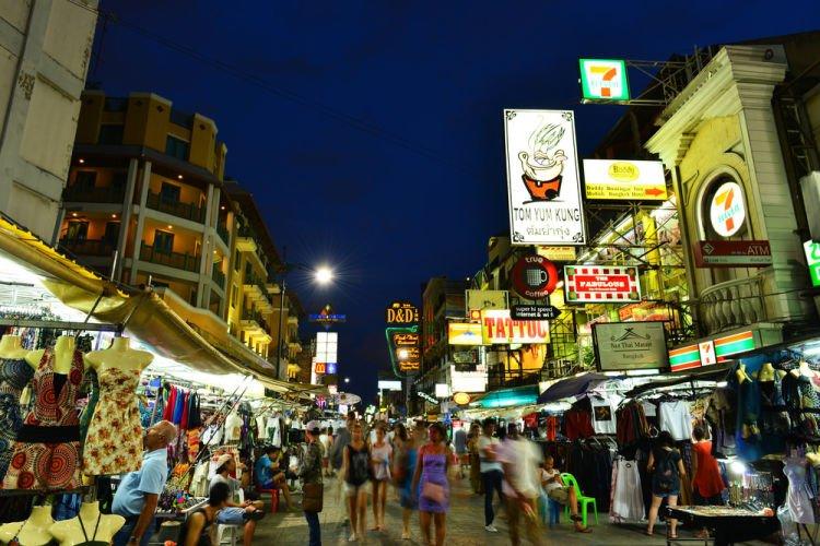Malioboronya Thailand.