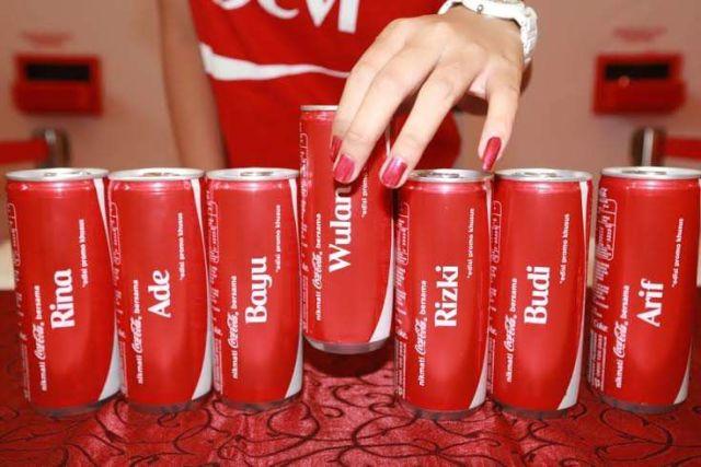 Share a coke~