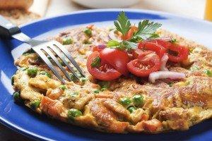 Omelet Sayur/ Jamur
