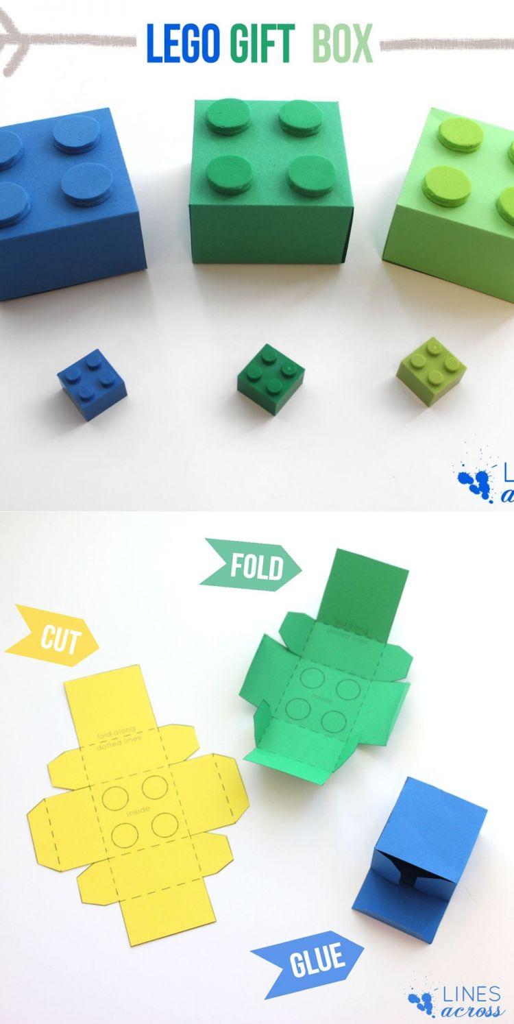 Box lego untuk lego addict.