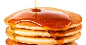 Pancake, Yoghurt, dan Susu Rendah Lemak
