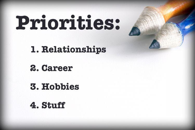 Segera deh bikin prioritas hidupmu tahun ini