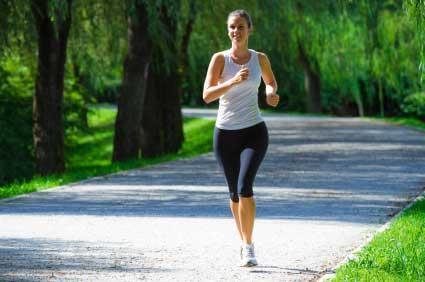 Yuk jogging