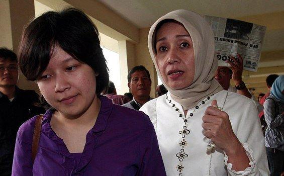 Unek-unek Alanda soal kasus yang menjerat sang Ibu, ia sampaikan di blog pribadinya. Dan menjadi viral.