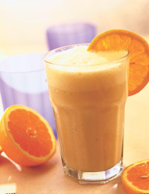 jeruk dan yogurt