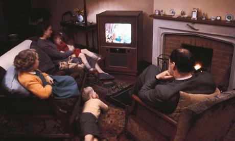 Liat tv banreng...