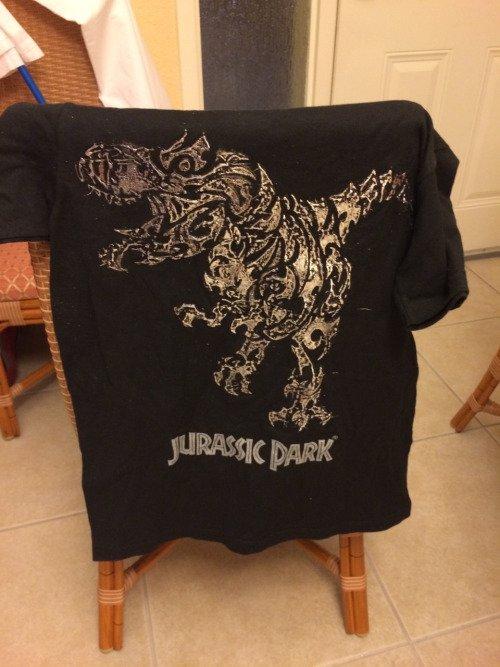 Kaos Jurassic Park <3