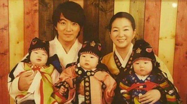 Song Song Il Gook dan istrinya saling melengkapi.
