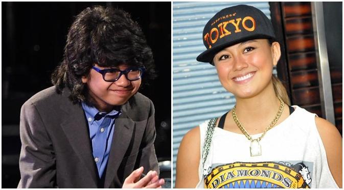 Mereka berdua sama-sama bintang dari Indonesia kok