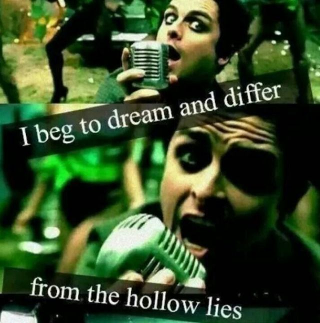 green day_holiday