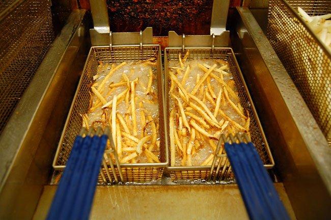 deep fry