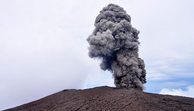 gunung slamet paling angker