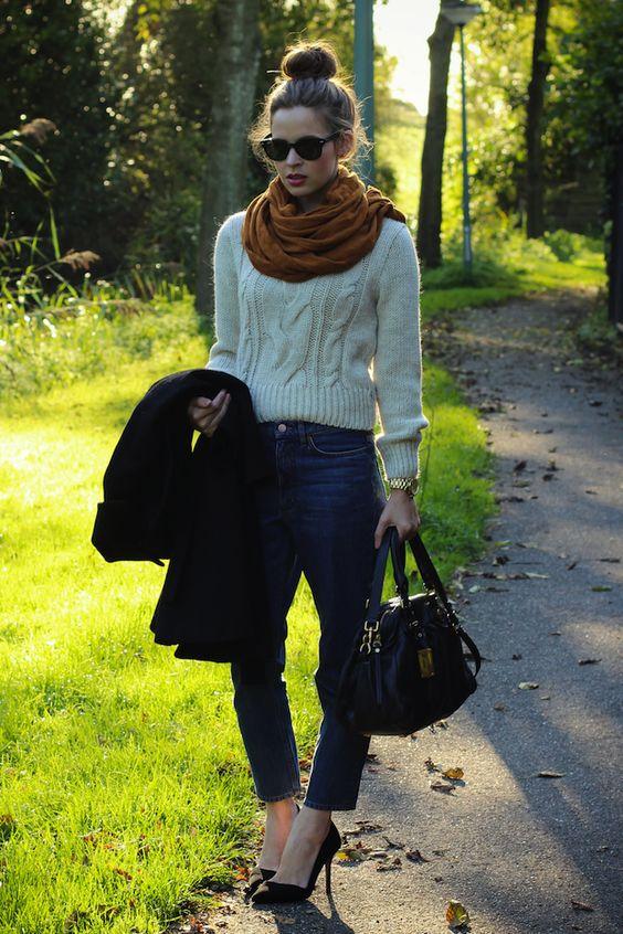 Dengan scarf