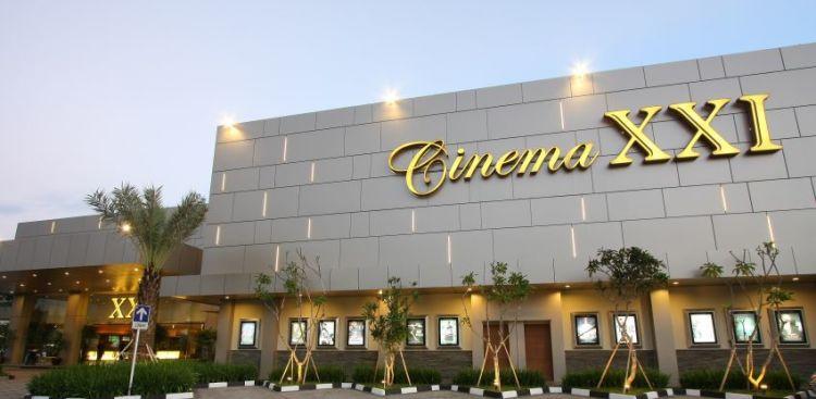 Dulunya adalah bioskop Regent yang udah terbakar