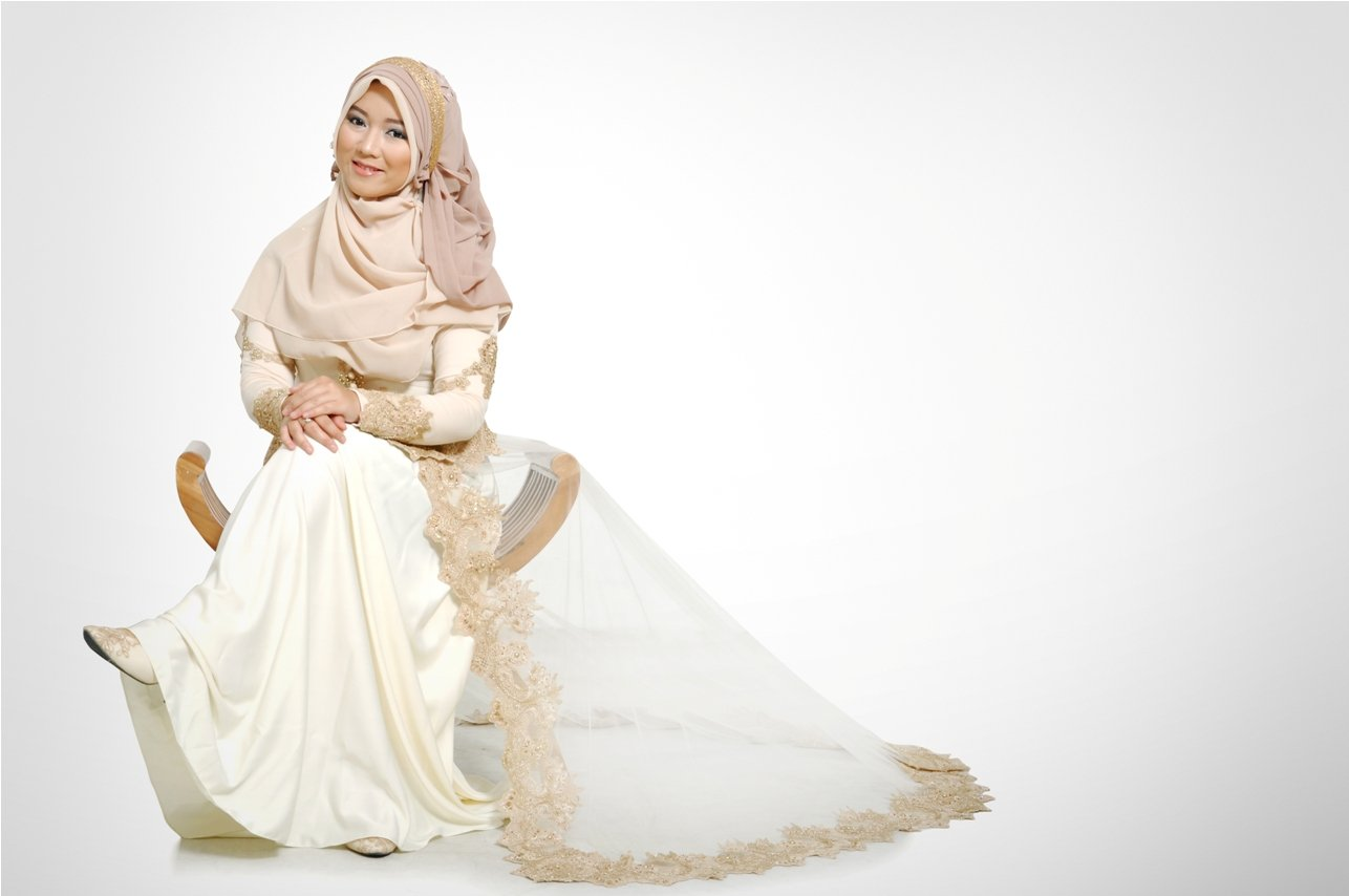 Gambar Muslimah Hijab Syar I Kartun Kantor Meme