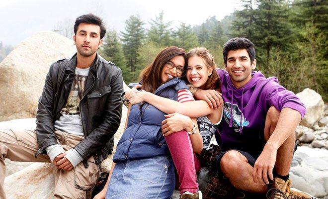 Yang demen film India romantis nih...