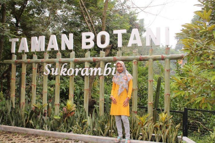 Taman Botani ini indah~
