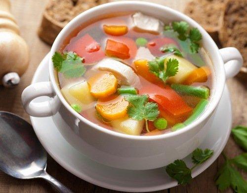 sehat dan praktis dengan sayur sop