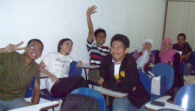 Foto dari Asrama Universitas Paramadina