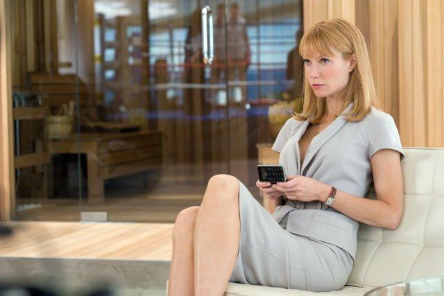 Gwyneth Paltrow sebagai Pepper