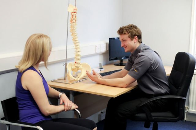 Physiotherapy Assesment