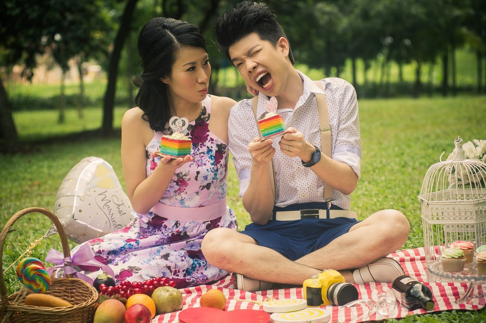 Ajak pacar piknik deh coba!