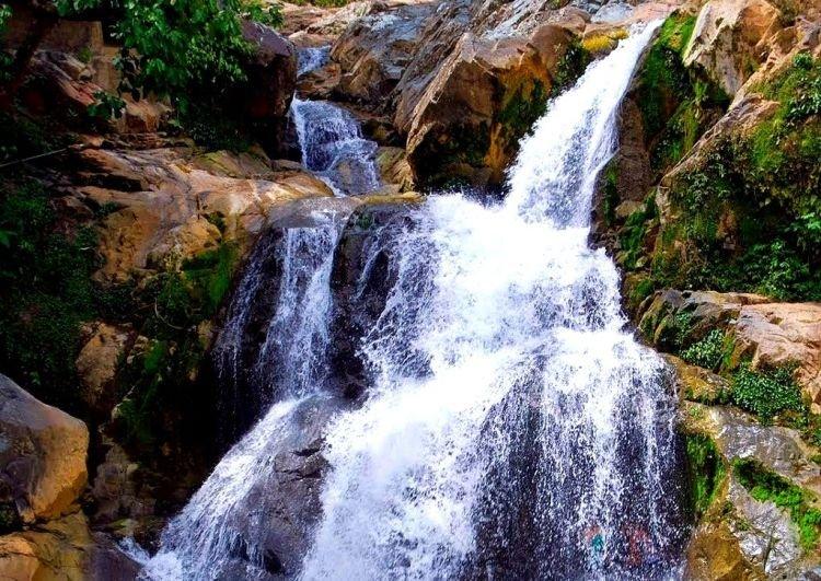 Gemericik air terjun Suhom Lhoong.