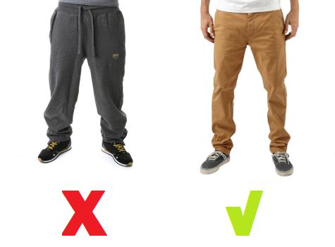 jangan pakai jogger pants saat casual