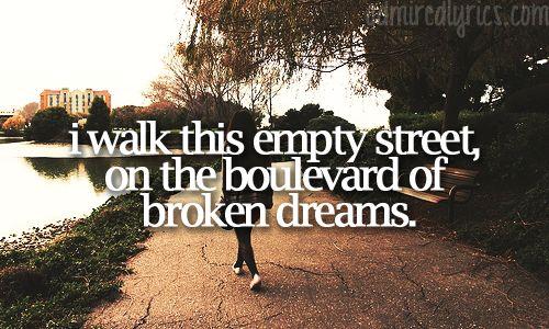green day_boulevard of broken dreams