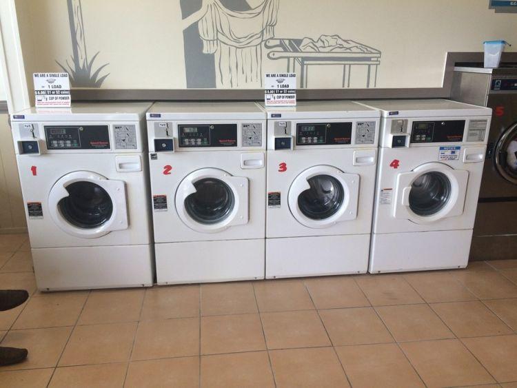 Berapa banyak mesin cuci yang kamu butuhkan?