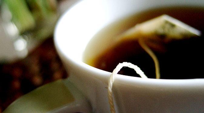 bahaya teh celup