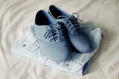 Cobalah pakai sepatu yang satu ini.