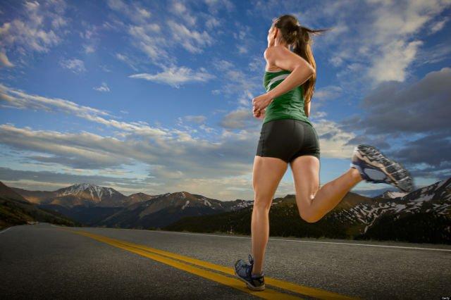 Teruslah berlari mengejar mimpi