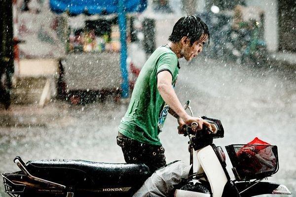 Image result for naik motor kehujanan