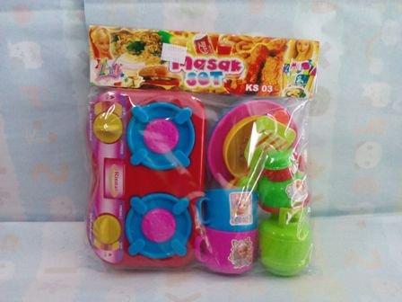 kompor untuk anak-anak