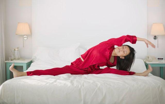 Jangan malas habis bangun tidur