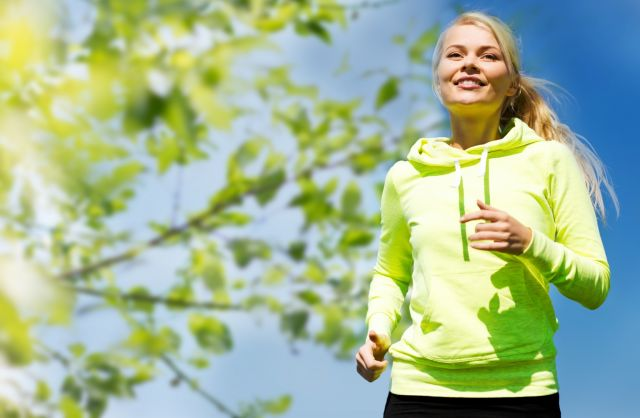 olahraga bisa jadi cara mengurangi stress