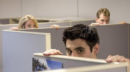 Saat di kantor satu-satunya indikator adalah performa kerja