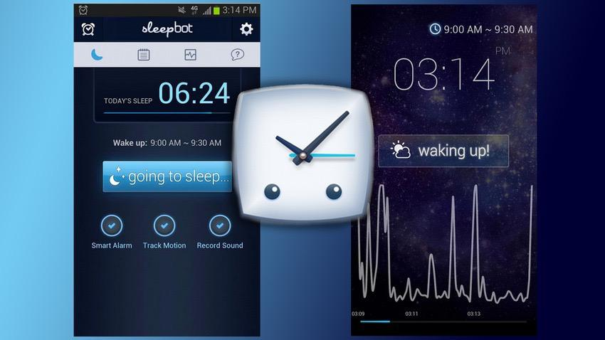 Sleepbot cocok banget buat kamu yang insomnia