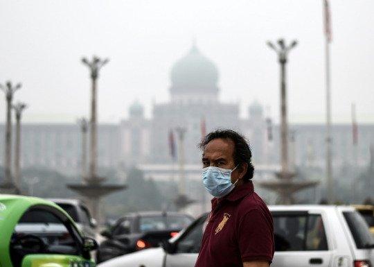 polusi udara di perkotaan memang bahaya bagi kesehatan
