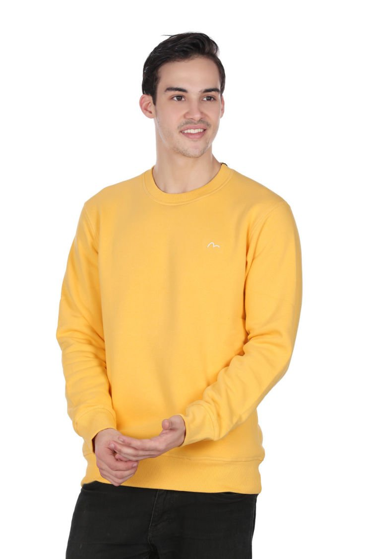 Men in Yellow